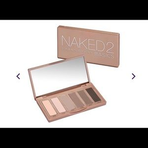 Naked 2 urban decay eyeshadow